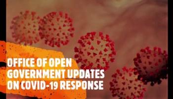 OOG Updates on COVID-19